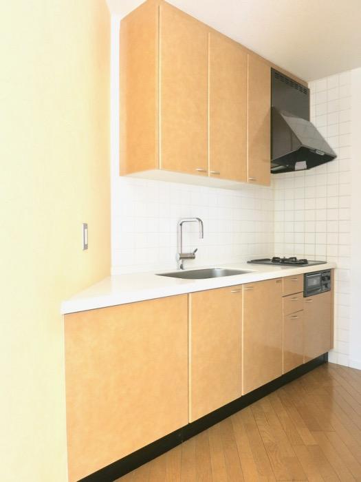 Ns21 やごと たっぷりワイドなキッチンスペース。0