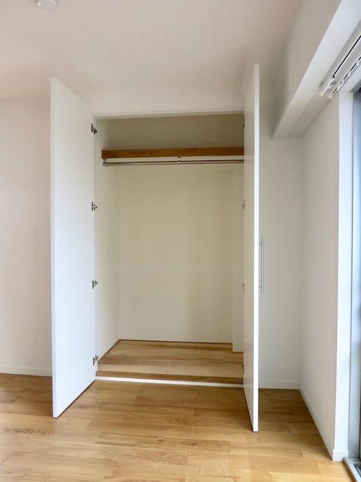 TOMOS Imaike (ナゴヤマンション今池)7B 収納スペースはこちら。0