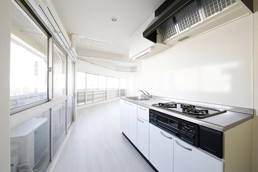 【MIYAKODORI bldg】LDK_キッチン_MG_3720