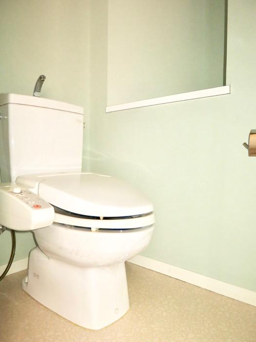 Ns21 やごと 爽やか色のサニタリー&バス&トイレ。2