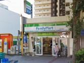 【スクエア・アパートメント】周辺環境_ファミリーマート_大須本通店