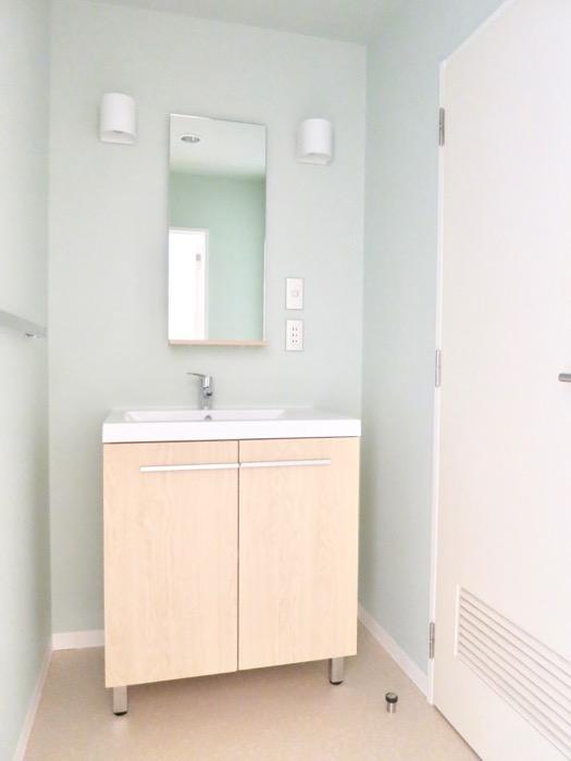 Ns21 やごと 爽やか色のサニタリー&バス&トイレ。0