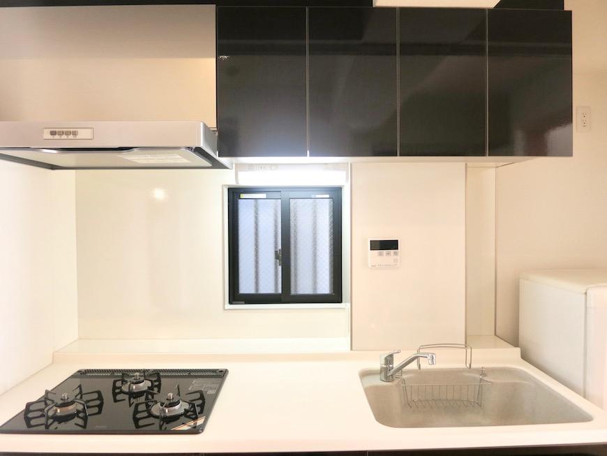 AJUR JOSAI 4A ゆったりワイドなキッチン台。3