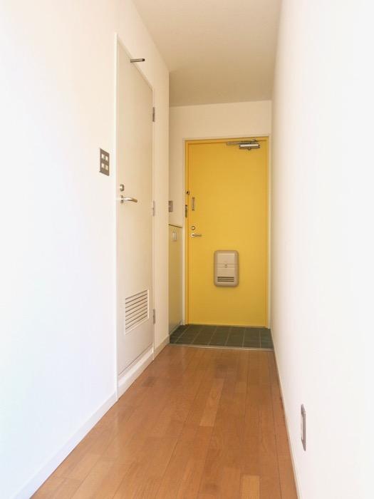 Ns21 やごと 玄関&長い廊下。0