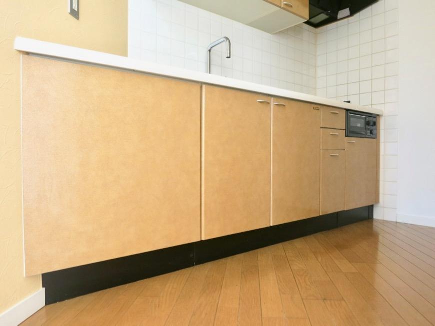 Ns21 やごと たっぷりワイドなキッチンスペース。4