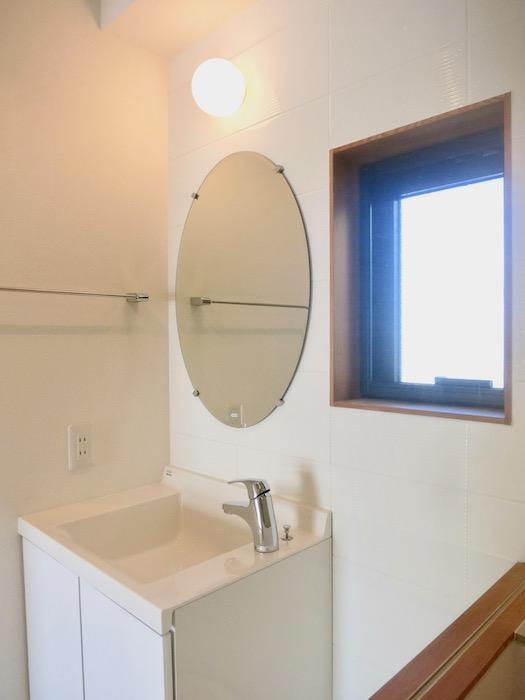 AJUR JOSAI 4A とってもお洒落なサニタリー&トイレです。1