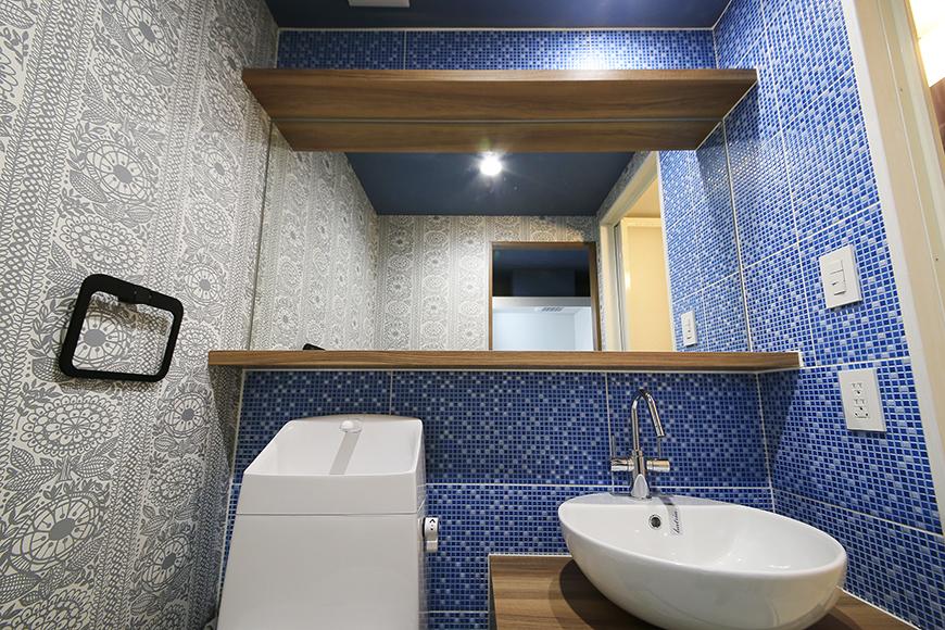 【Space T】水周り_トイレ・洗面台・鏡_MG_9910