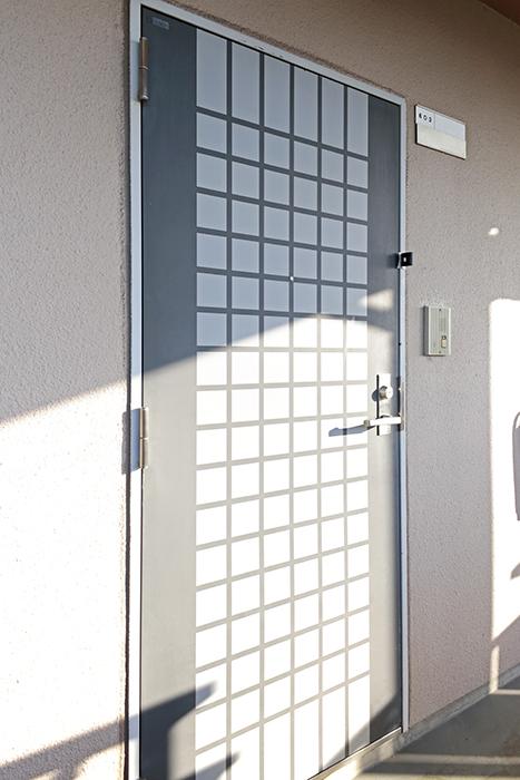 【X-OVER21覚王山】玄関ドア_MG_6425