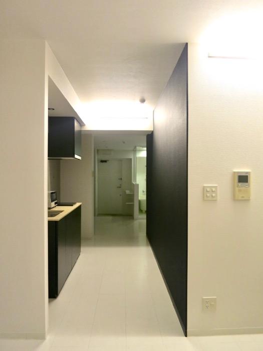 FLATS GAZERY 603号室  お部屋の奥からの景色。どこを見ても美しい空間です。9