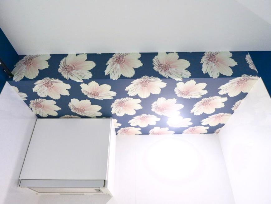 FLATS GAZERY 409号室 美しい桜咲くキッチンスペース。8