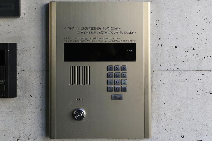 【Space T】共用部_セキュリティ_オートロックです_MG_9730
