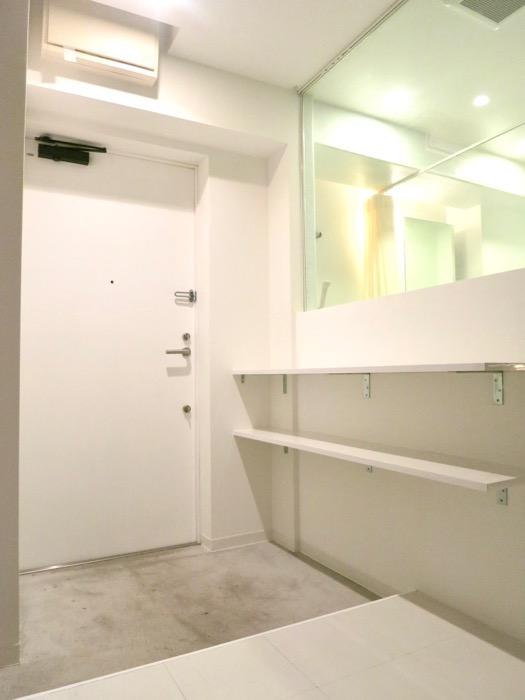 FLATS GAZERY 603号室  クールな玄関。どこを見ても美しい空間です。7