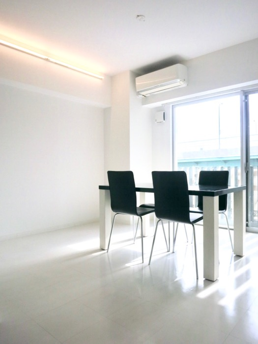 FLATS GAZERY 608号室。光がきれいなお部屋。IMG_4002