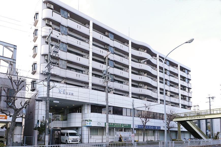 【X-OVER21覚王山】建物外観_MG_6379