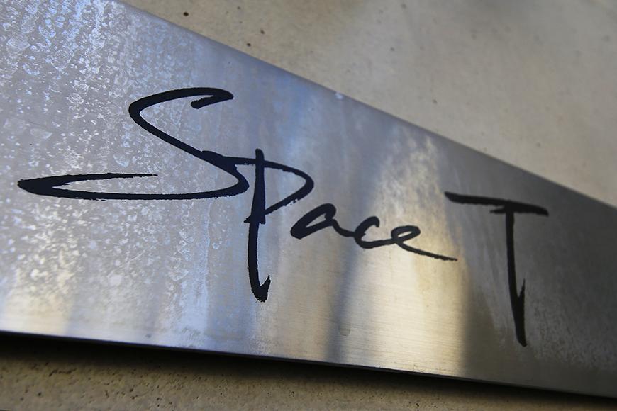 【Space T】エントランスのトレードマーク!_MG_0237