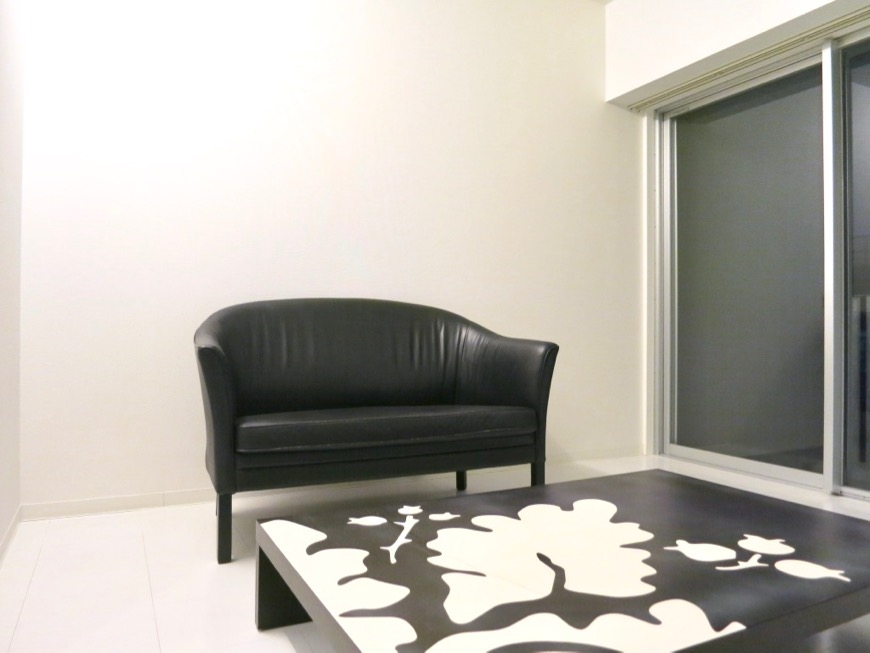 FLATS GAZERY 603号室 白がよく映えるお部屋です。美しく秩序のある空間。7