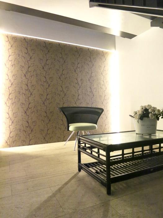 FLATS GAZERY 外観・共用 美しく秩序のある空間。1階 インスピレーションは美しい場所に降りる。