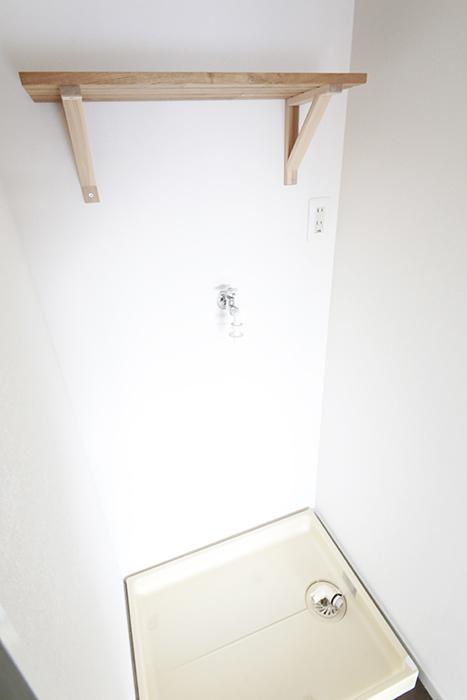 【X-OVER21覚王山】水周り_室内洗濯機置き場_MG_6751