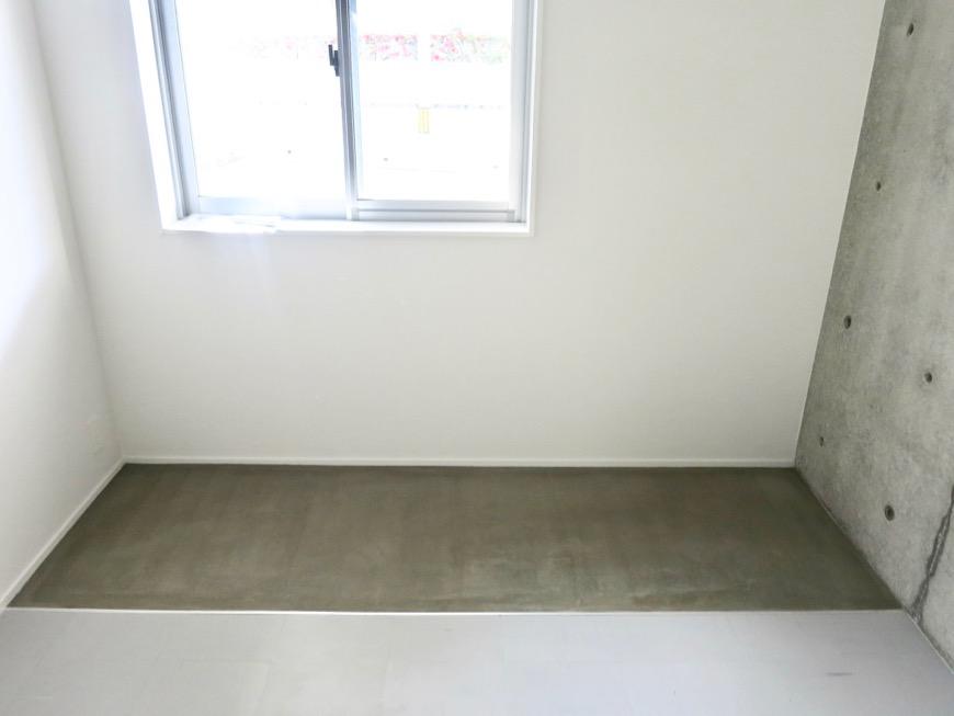 白壁ふたば荘  Btype B号室 室内土間が斬新な隠れ家空間。