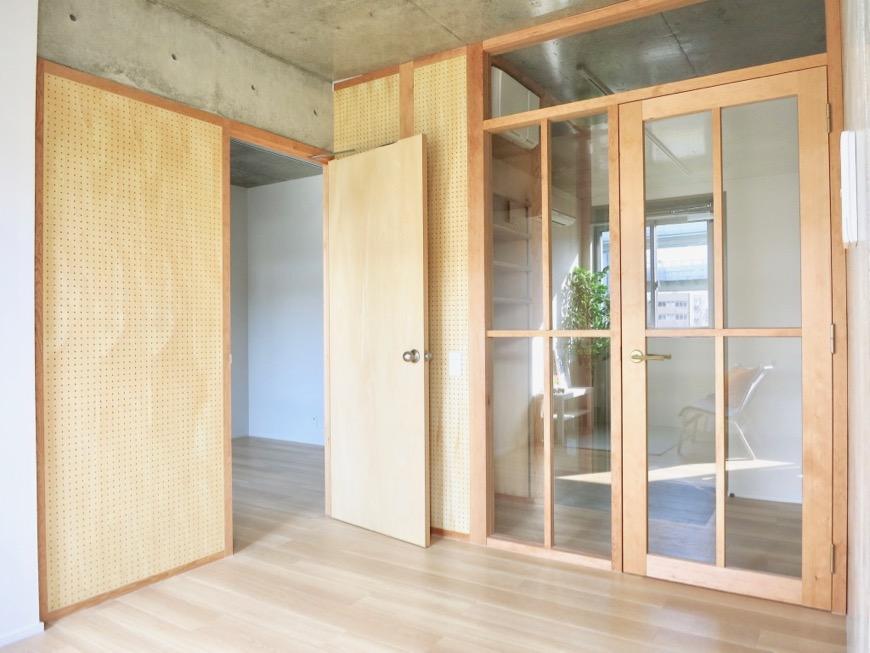 白壁ふたば荘 Ctype G号室 和洋が織りなす雰囲気が素敵です。