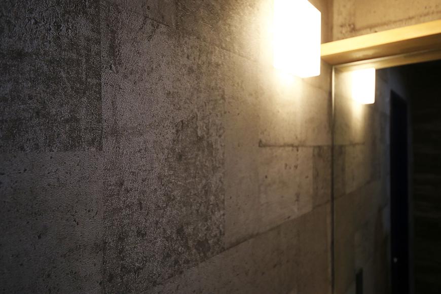 【シャンブルナルカワ】8A号室_水周り_独立洗面台の照明_MG_0572