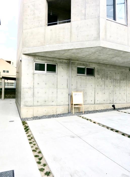 白壁ふたば荘 外観・共用 コンクリートが造るモダンin「和」な空間。31 (1)