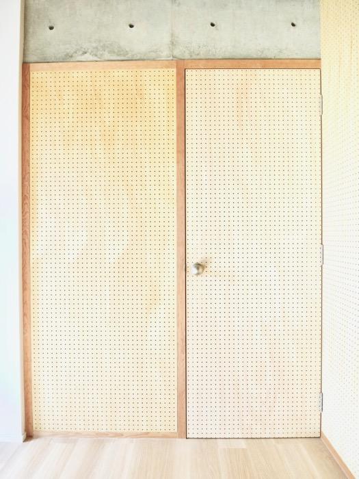 白壁ふたば荘 Ctype G号室 歴史あるお部屋式風の扉。