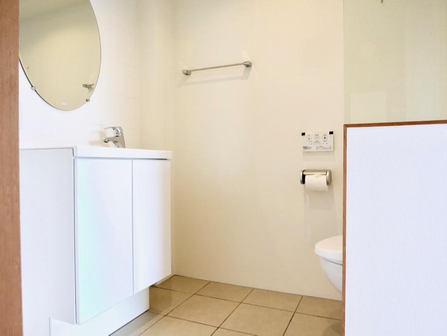 Room: N) AZUR JOSAI 4B  サニタリールーム。お手入れしやすいコーティング済み。0