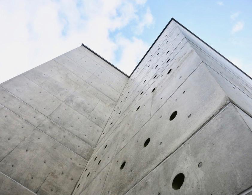 白壁ふたば荘 外観・共用 コンクリートが造るモダンin「和」な空間。24 (1)
