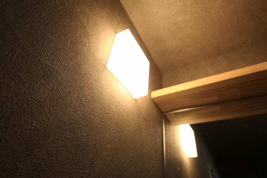【シャンブルナルカワ】7A号室_水周り_独立洗面台の照明_MG_1132