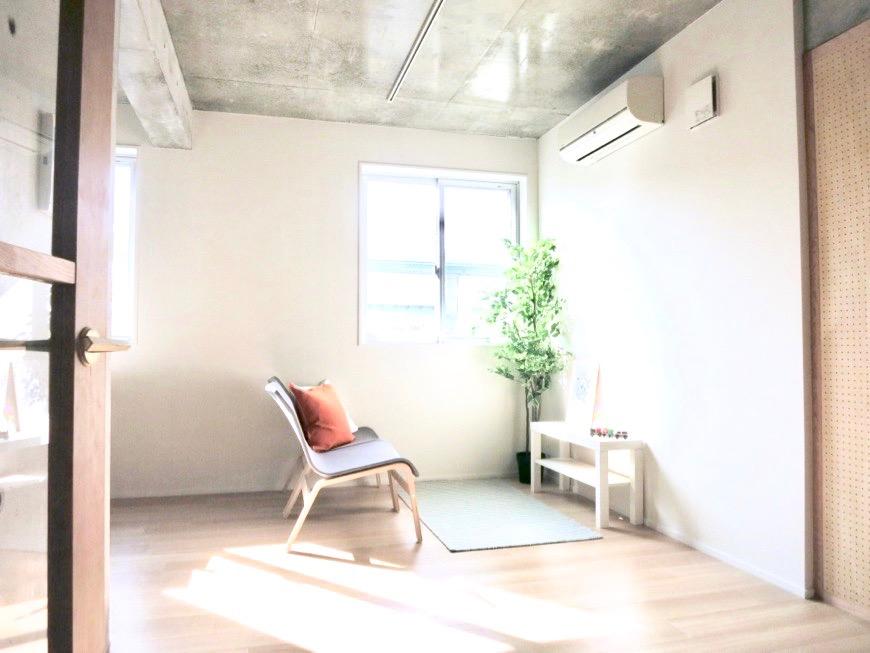 白壁ふたば荘 Ctype G号室 優しい光に包まれたLDK。
