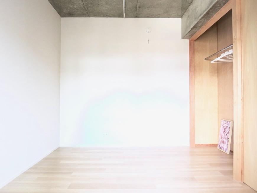 白壁ふたば荘 Ctype G号室 静かに過ごせる居室。