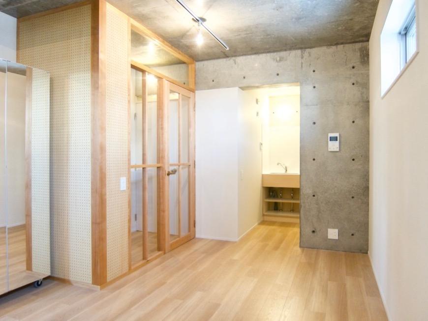 白壁ふたば荘 Atype 色んな素材を楽しむお部屋。