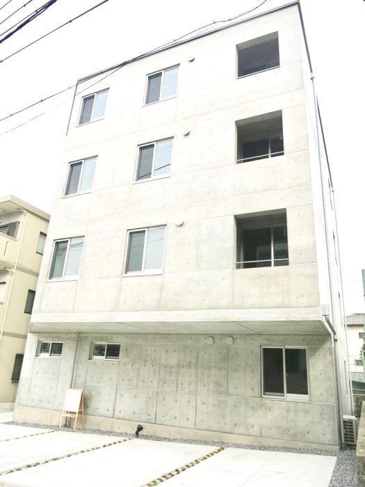 白壁ふたば荘 外観・共用 コンクリートが造るモダンin「和」な空間。10 (1)