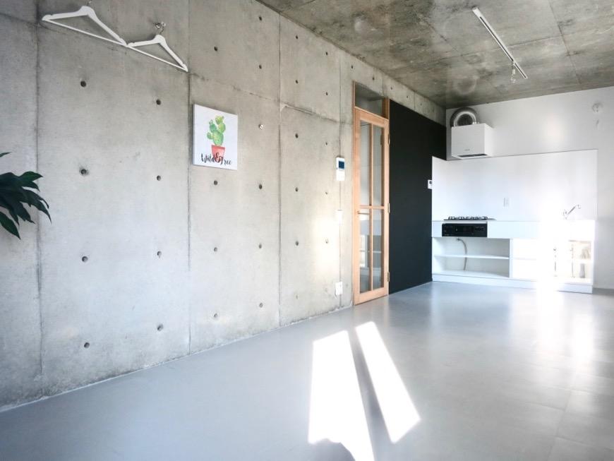 白壁ふたば荘 B,Dtype 隠れ家的 自由空間で遊ぶ。