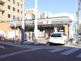 【Space T】周辺環境_セブン-イレブン_名古屋藤見が丘店