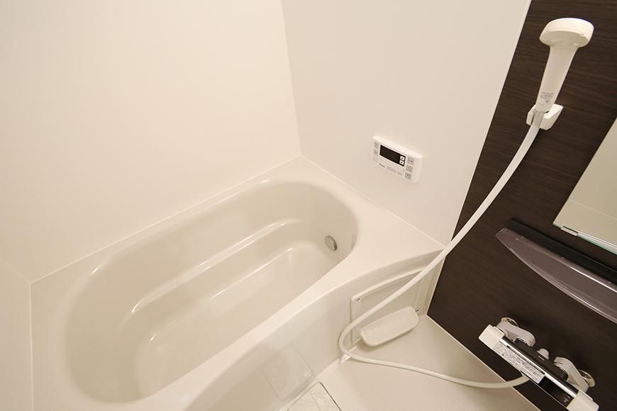 【ブランシェ・ア・ミュー】D号室_一階_水周り_バスルーム_MG_3239
