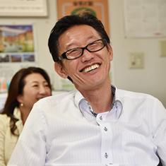 株式会社 ESPRESSO 代表の牛田筧千