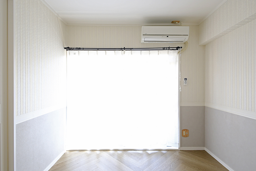 【キャッスル東栄】B棟_302号室_LDK_リビング_MG_2400