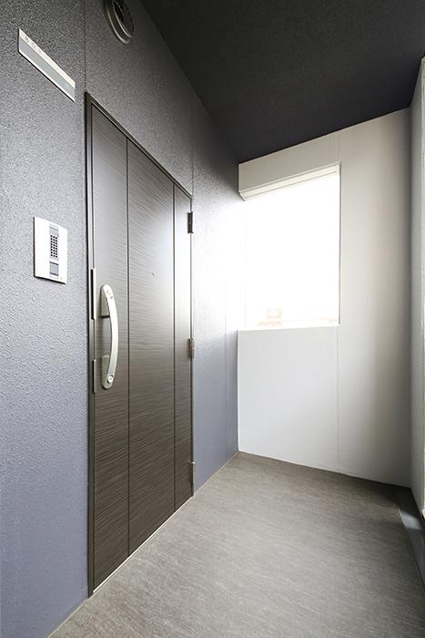 【ポルタニグラ】801号室_玄関周り_MG_9067
