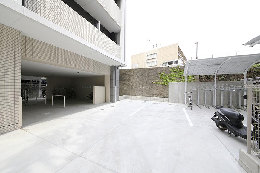 【ポルタニグラ大須】共有_駐輪場・駐車場_MG_8525