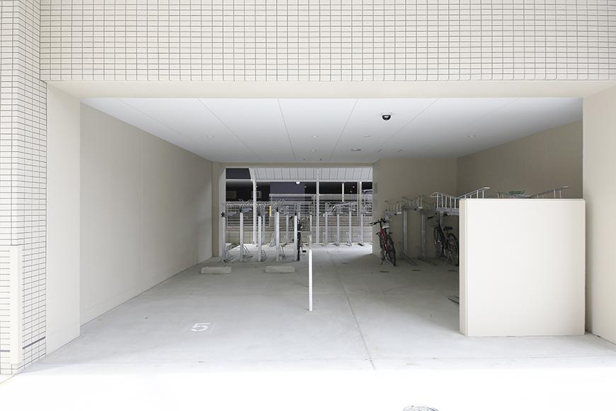 【ポルタニグラ大須】共有_駐輪場・駐車場_MG_8534