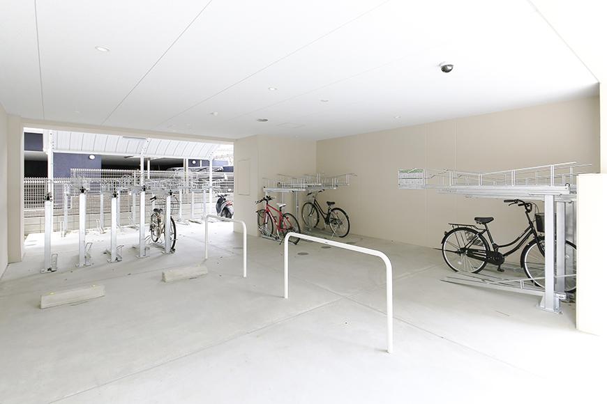 【ポルタニグラ大須】共有_駐輪場・駐車場_MG_8541
