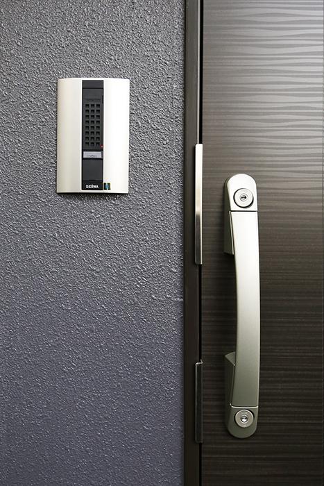 【ポルタニグラ】801号室_玄関周り_MG_9076