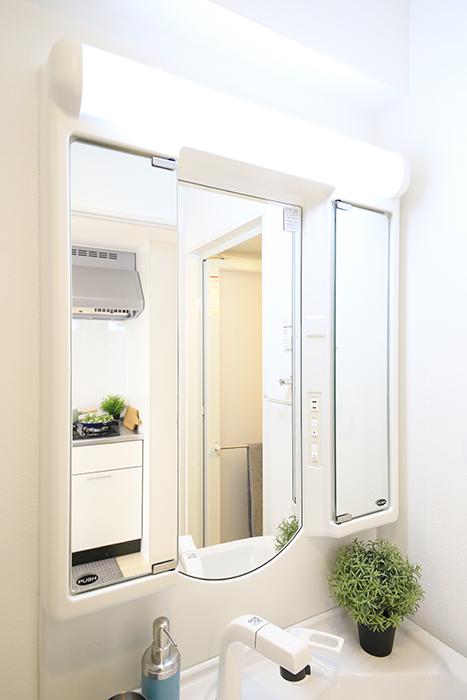 【ポルタニグラ】801号室_水周り_独立洗面台_MG_9188