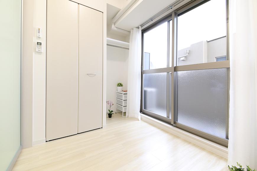 【ポルタニグラ】801号室_洋室_クローゼット収納_MG_9286
