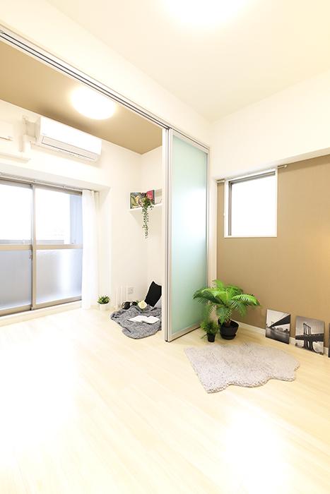 【ポルタニグラ】801号室_DK・洋室_MG_9349
