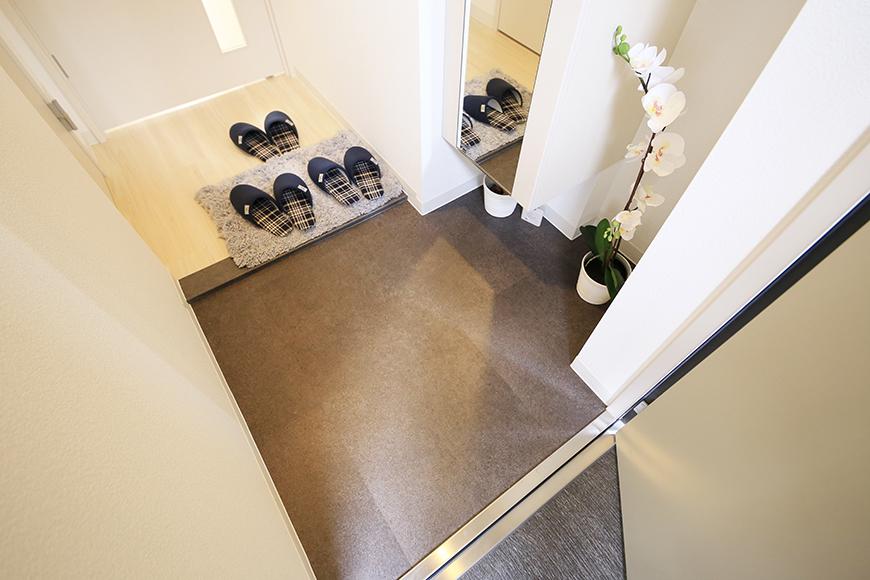 【ポルタニグラ】801号室_玄関周り_MG_9092