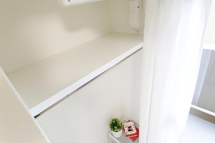 【ポルタニグラ】801号室_洋室_クローゼット_MG_9308