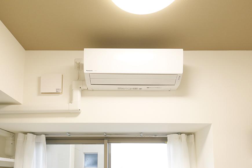 【ポルタニグラ】801号室_洋室_エアコン1基完備_MG_9354